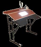 שולחן כתיבה לסופר סת